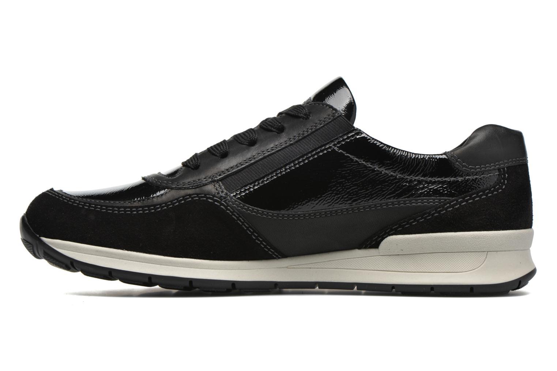 Sneakers Ara Helsinki Zwart voorkant
