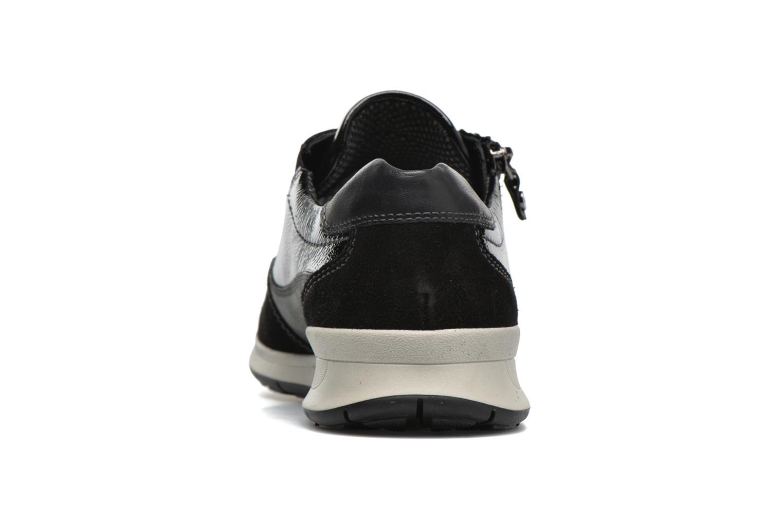 Sneakers Ara Helsinki Zwart rechts