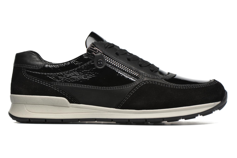Sneakers Ara Helsinki Zwart achterkant