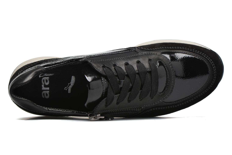 Sneakers Ara Helsinki Zwart links