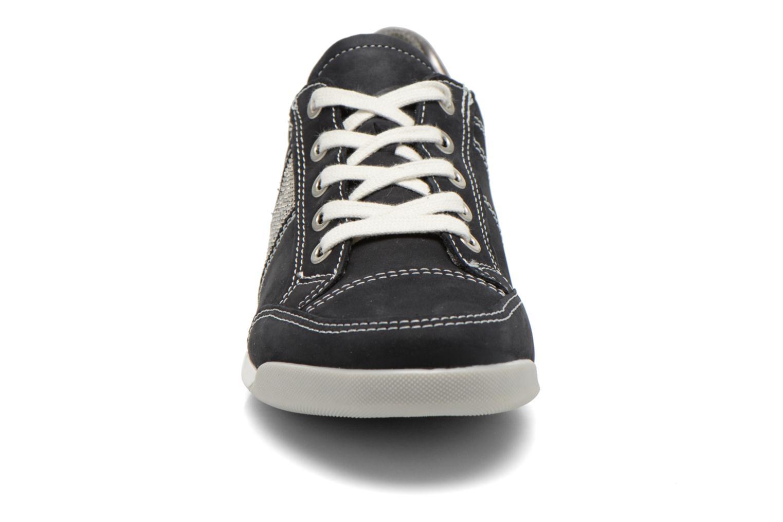 Sneakers Ara Rom 2 Azzurro modello indossato