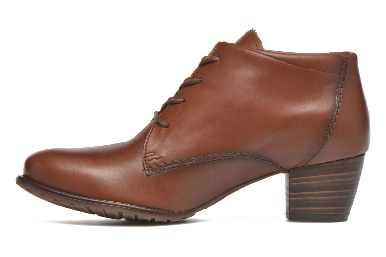 Boots en enkellaarsjes Ara Florenz 2 Bruin voorkant