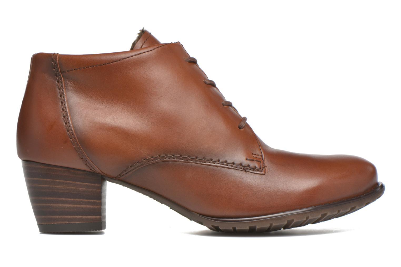 Boots en enkellaarsjes Ara Florenz 2 Bruin achterkant