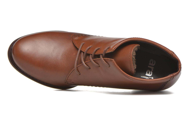Boots en enkellaarsjes Ara Florenz 2 Bruin links