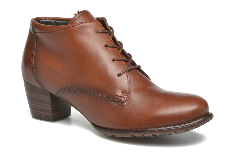 Boots en enkellaarsjes Ara Florenz 2 Bruin detail