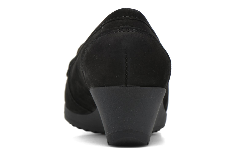 Loafers Ara New-Haven Sort Se fra højre