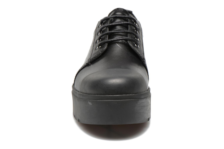 Sneaker Camper Vintar 21993 schwarz schuhe getragen
