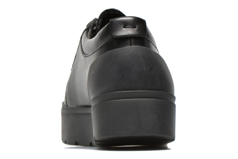 Sneaker Camper Vintar 21993 schwarz ansicht von rechts