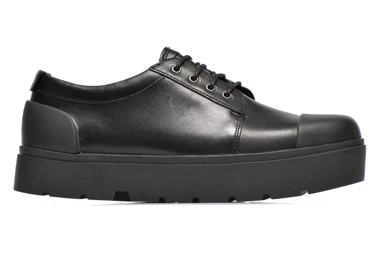 Sneaker Camper Vintar 21993 schwarz ansicht von hinten
