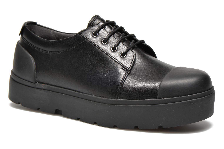 Sneaker Camper Vintar 21993 schwarz detaillierte ansicht/modell