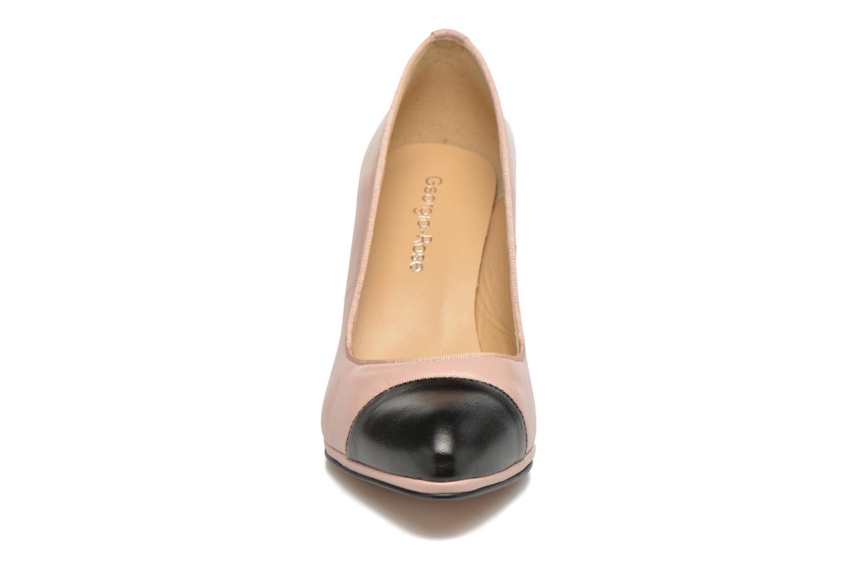 High heels Georgia Rose Savabou Beige model view