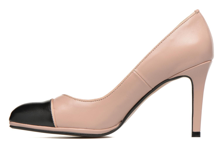 High heels Georgia Rose Savabou Beige front view