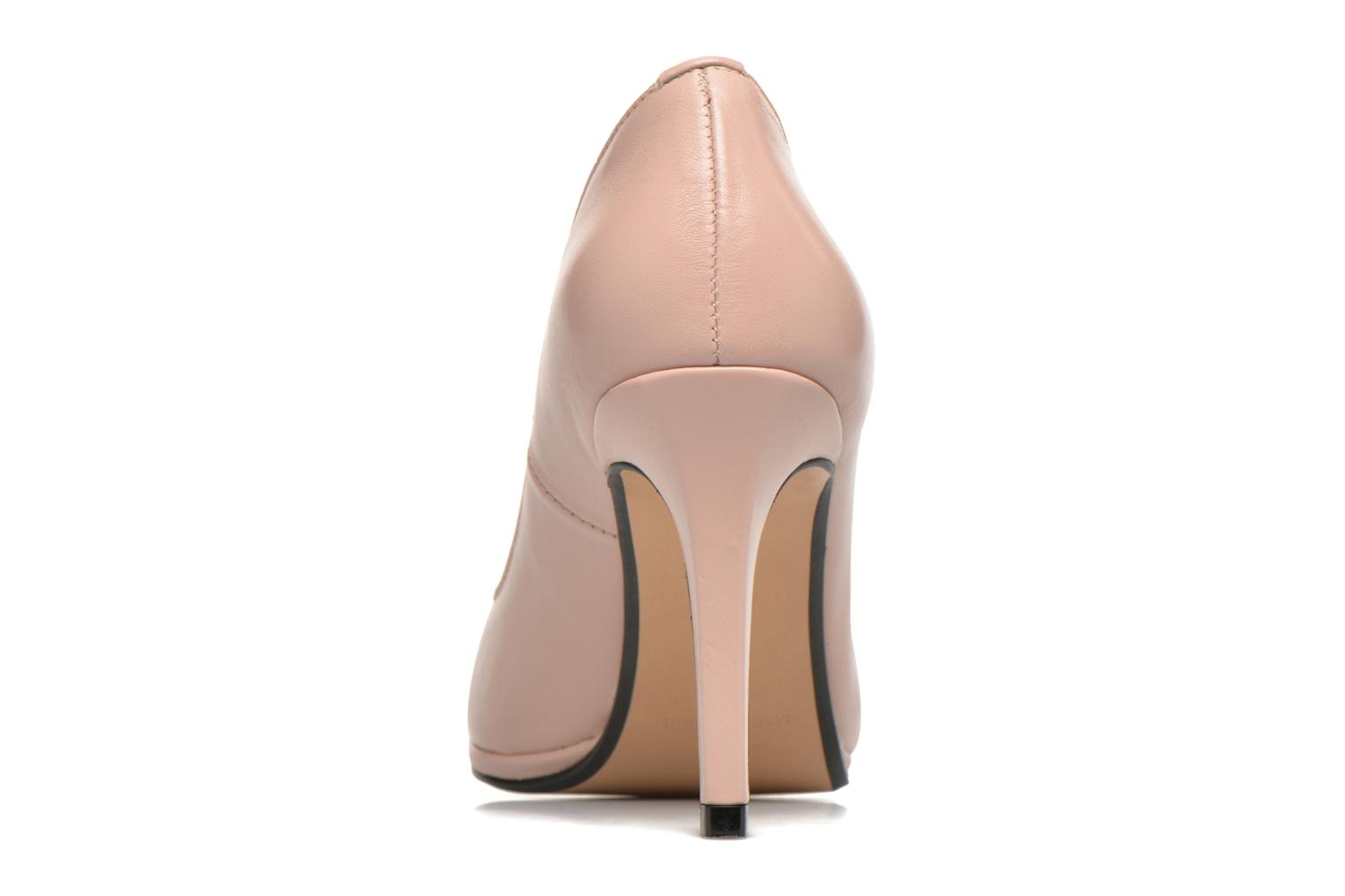 High heels Georgia Rose Savabou Beige view from the right
