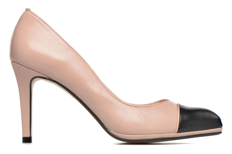High heels Georgia Rose Savabou Beige back view