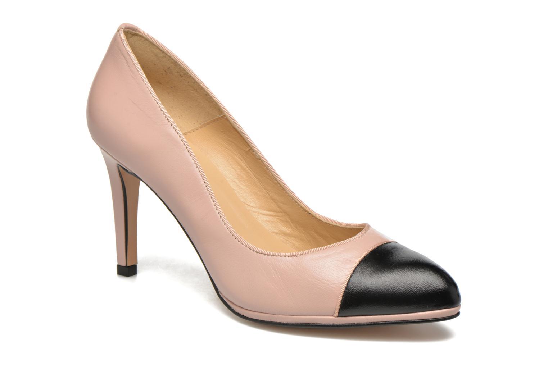 High heels Georgia Rose Savabou Beige detailed view/ Pair view