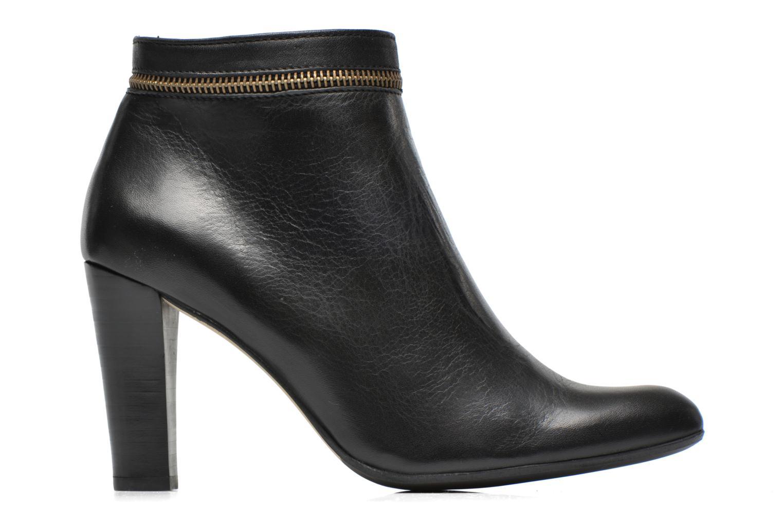 Bottines et boots Georgia Rose Semikat Noir vue derrière
