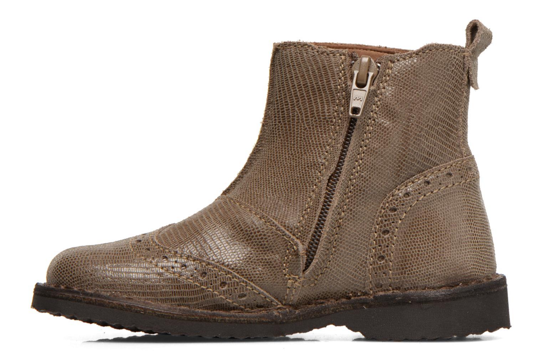 Bottines et boots Bisgaard Sagitta Marron vue face