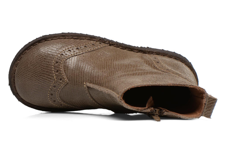 Bottines et boots Bisgaard Sagitta Marron vue gauche