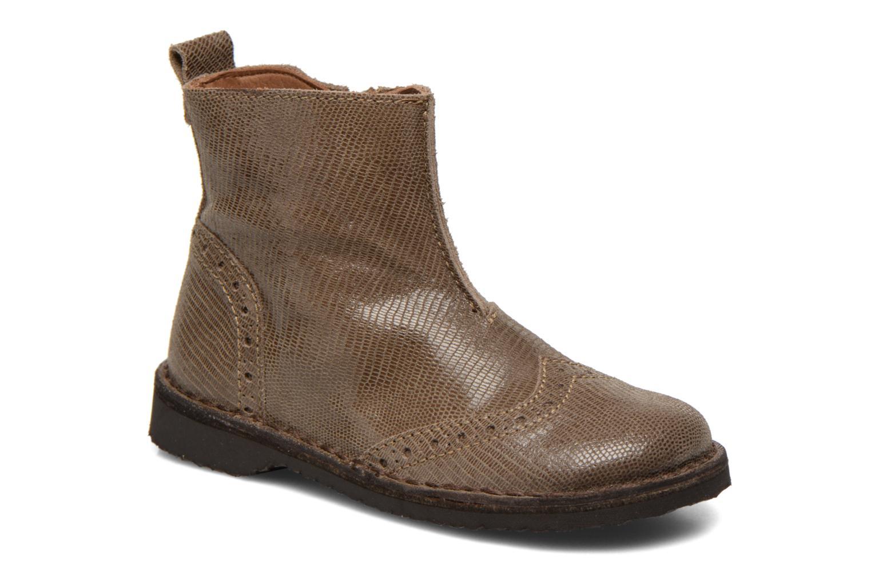Bottines et boots Bisgaard Sagitta Marron vue détail/paire