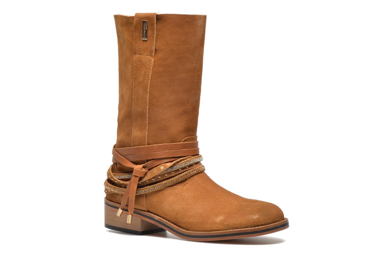 Marques Chaussure femme Les Tropéziennes par M Belarbi femme Apache Marine
