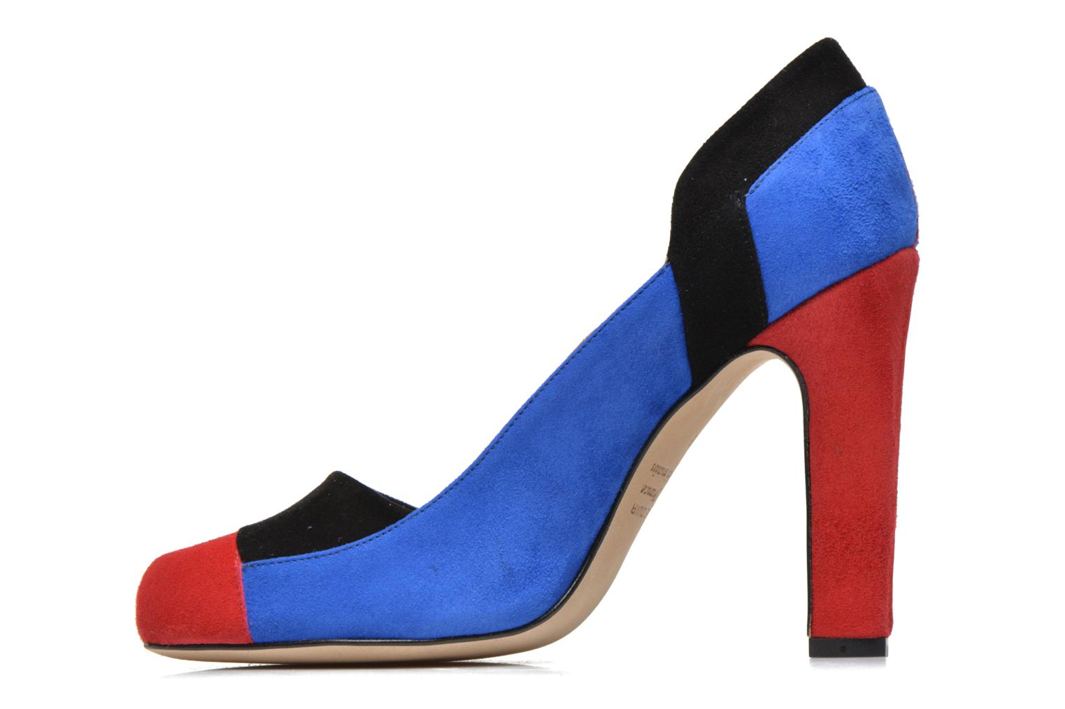 Pumps Fred Marzo Charlotte Multicolor voorkant