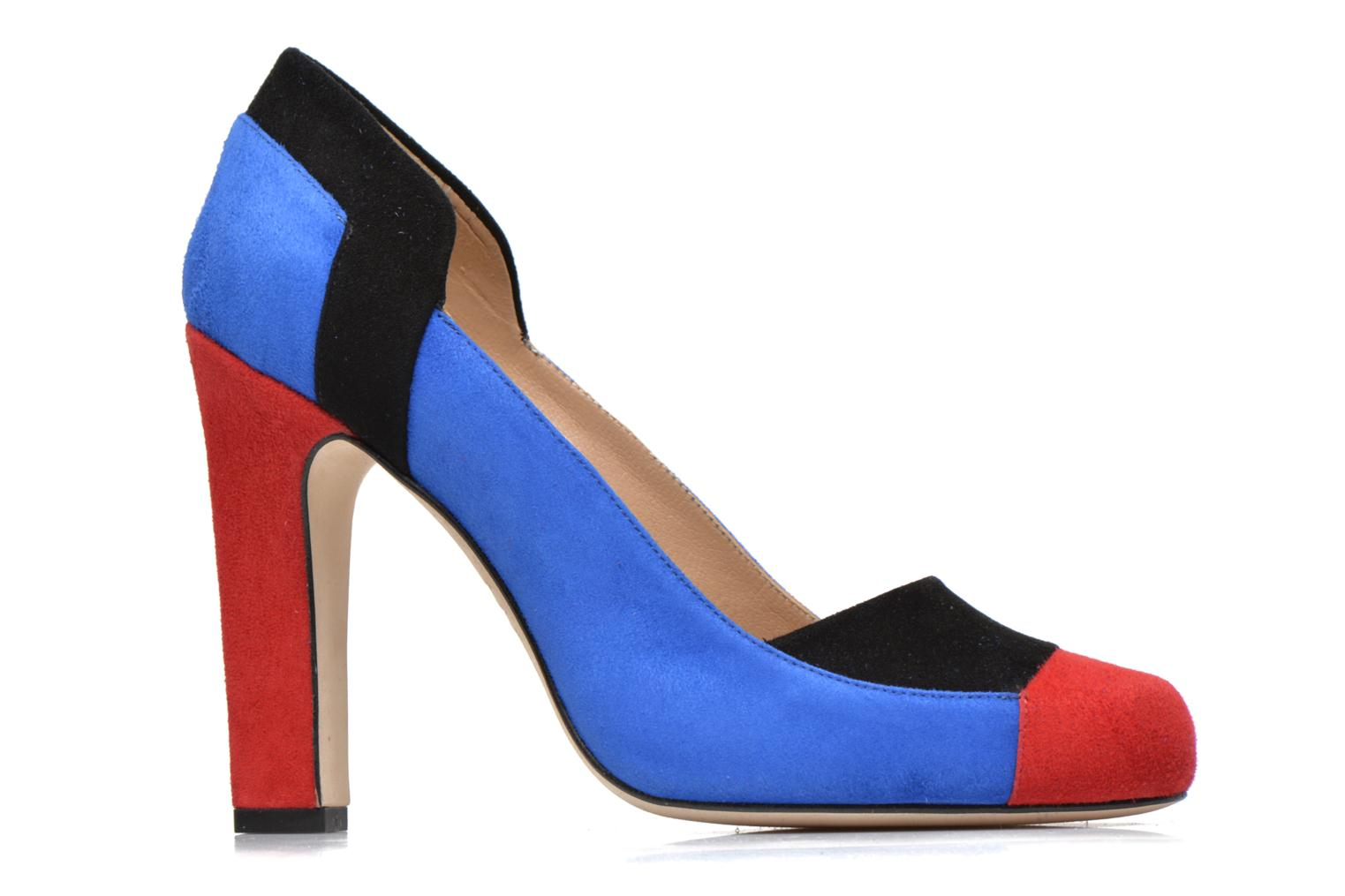 Pumps Fred Marzo Charlotte Multicolor achterkant