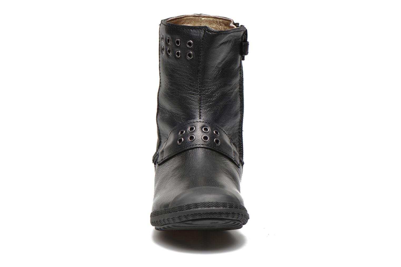 Bottines et boots Mod8 KISS Noir vue portées chaussures