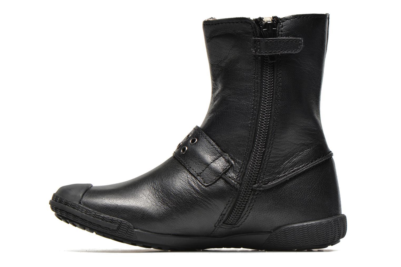 Bottines et boots Mod8 KISS Noir vue face