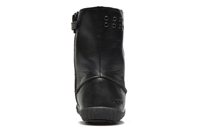 Bottines et boots Mod8 KISS Noir vue droite