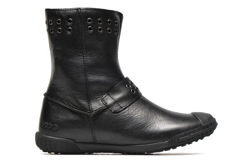 Bottines et boots Mod8 KISS Noir vue derrière