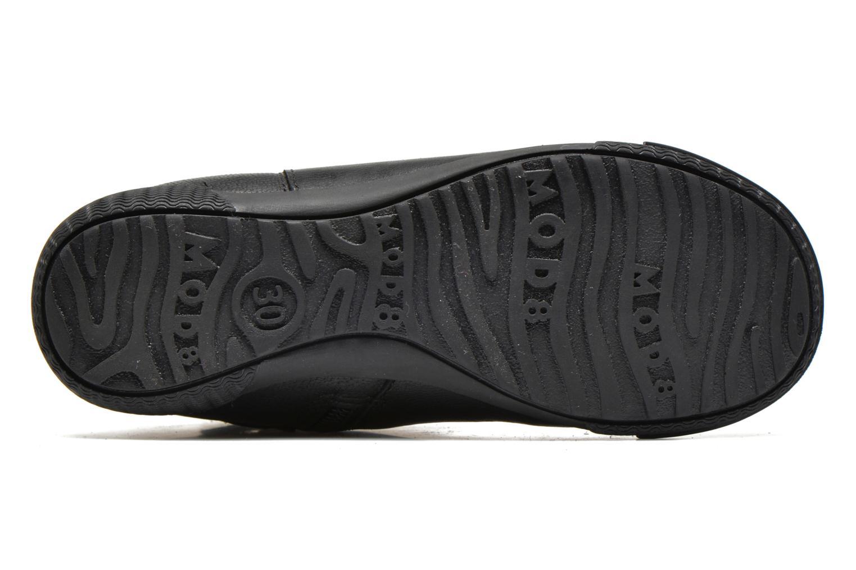 Bottines et boots Mod8 KISS Noir vue haut