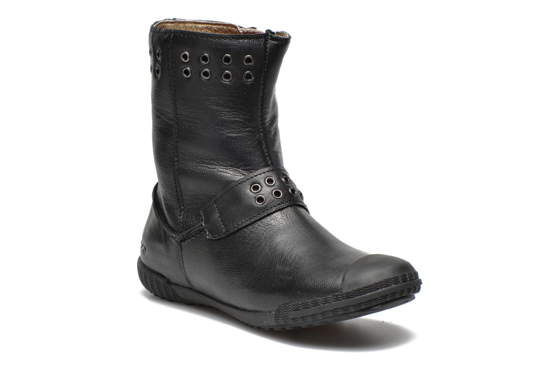 Bottines et boots Mod8 KISS Noir vue détail/paire