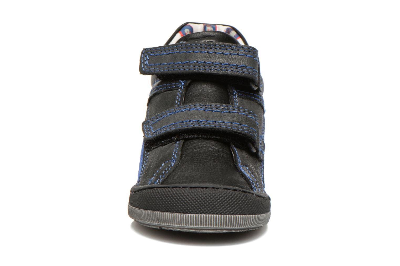 Sko med velcro Mod8 ZEPHIR Sort se skoene på