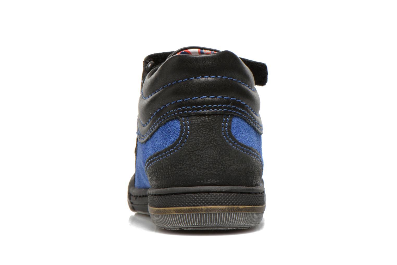 Chaussures à scratch Mod8 ZEPHIR Noir vue droite