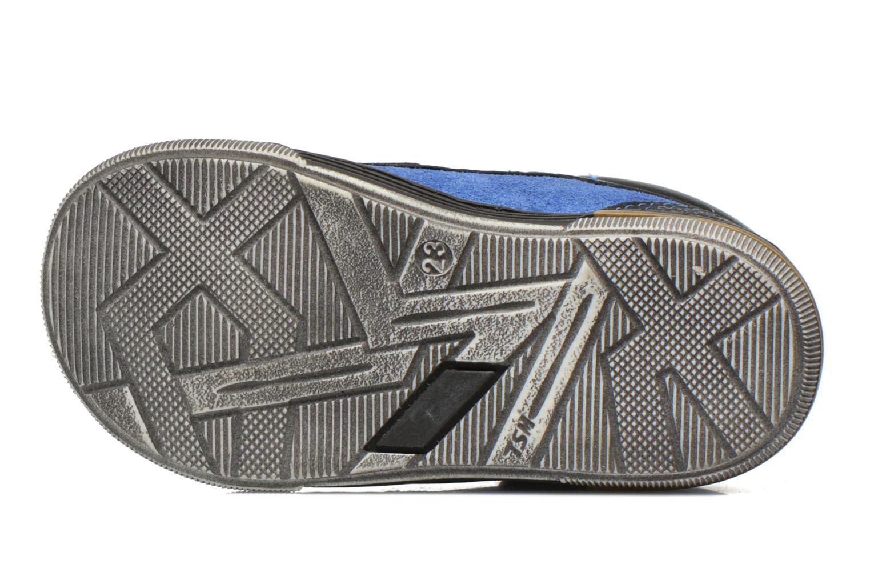 Chaussures à scratch Mod8 ZEPHIR Noir vue haut