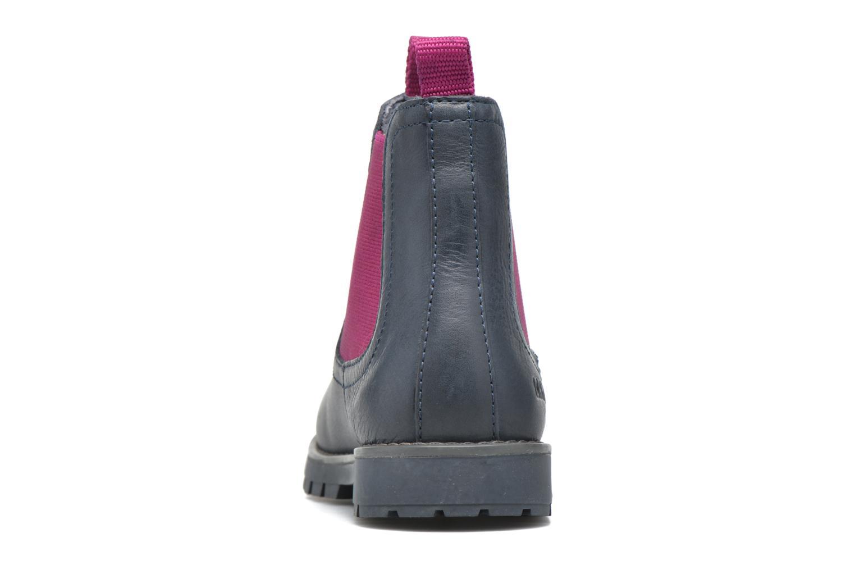Bottines et boots Camper Compas Bleu vue droite