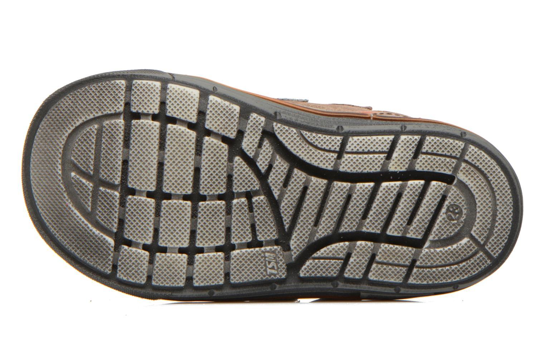 Chaussures à scratch Aster DRUPSTER Beige vue haut