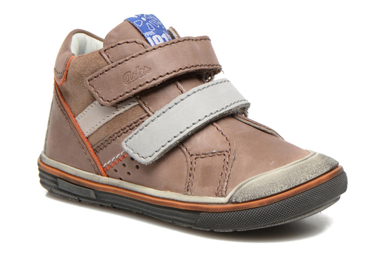Chaussures à scratch Aster DRUPSTER Beige vue détail/paire
