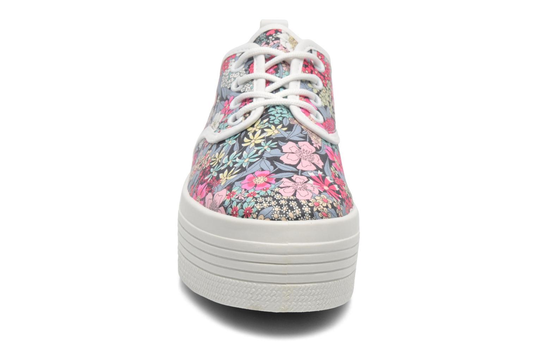 Baskets Ippon Vintage Yuka Corali Multicolore vue portées chaussures
