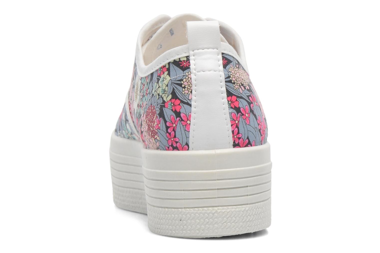 Baskets Ippon Vintage Yuka Corali Multicolore vue derrière