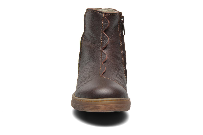 Bottines et boots El Naturalista KEPINAE047 Marron vue portées chaussures