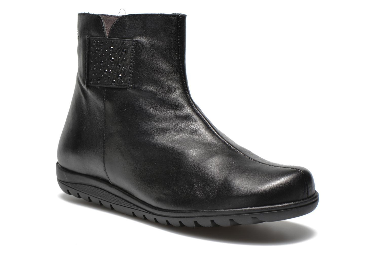 Bottines et boots Fluchos Evel 9166 Noir vue détail/paire