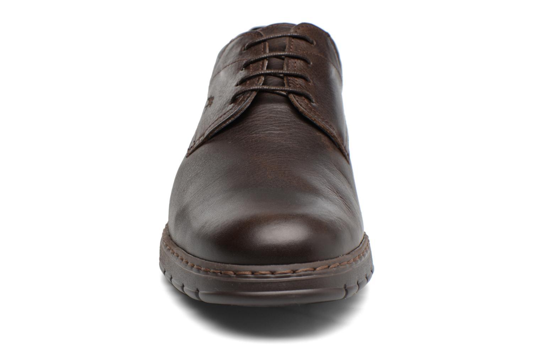Chaussures à lacets Fluchos Crono 9145 Marron vue portées chaussures