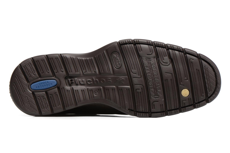 Chaussures à lacets Fluchos Crono 9145 Marron vue haut