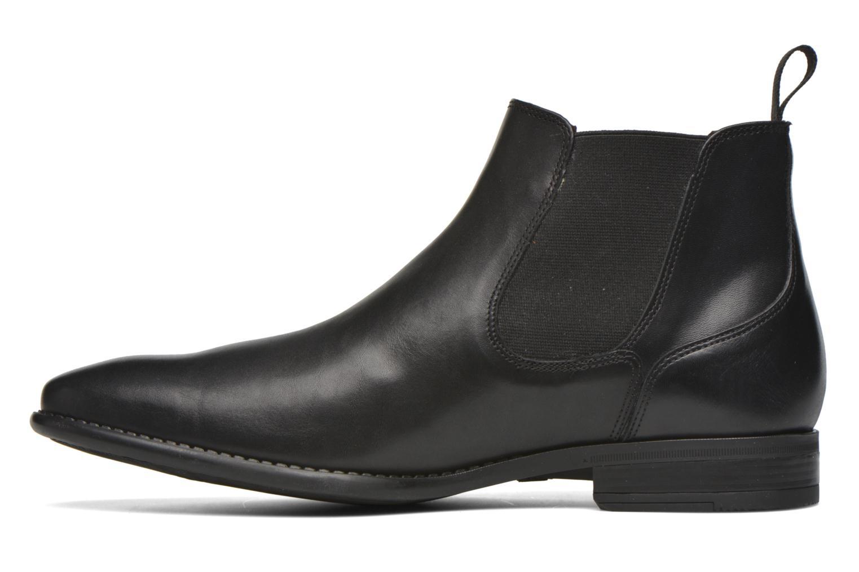 Bottines et boots Fluchos Alex 9211 Noir vue face