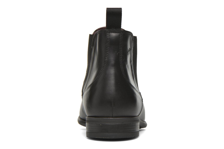 Bottines et boots Fluchos Alex 9211 Noir vue droite