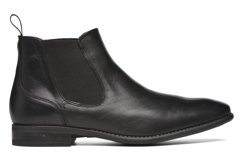 Bottines et boots Fluchos Alex 9211 Noir vue derrière