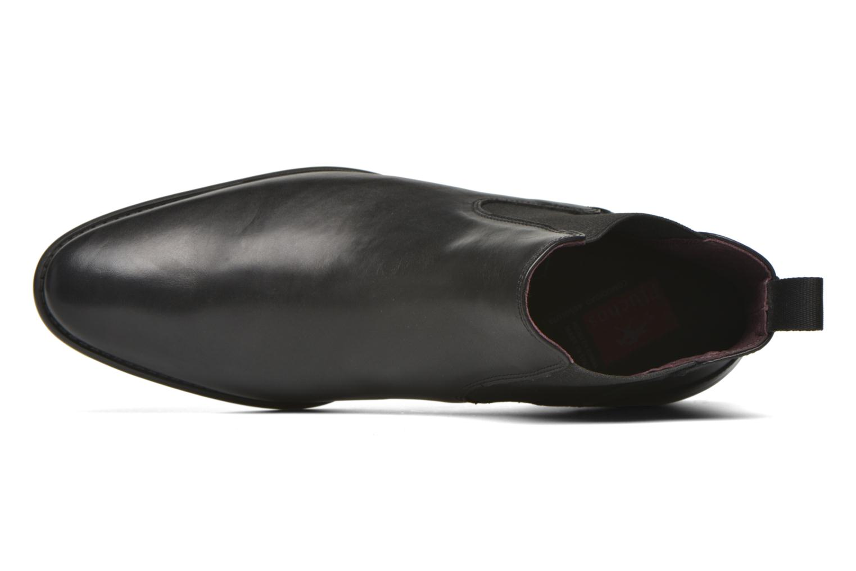 Bottines et boots Fluchos Alex 9211 Noir vue gauche
