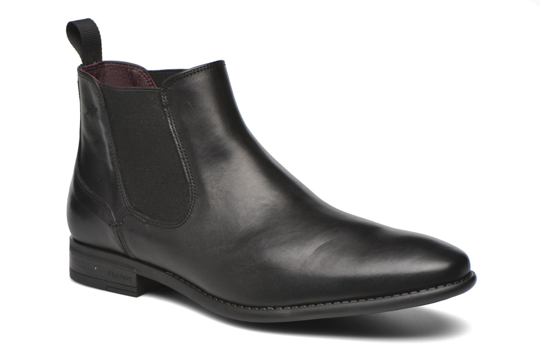 Bottines et boots Fluchos Alex 9211 Noir vue détail/paire