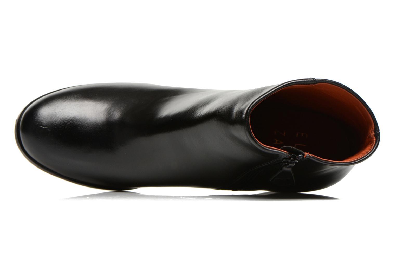 Samy 304 Cuir noir